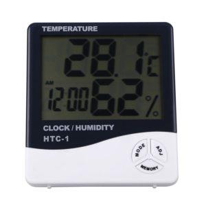 Room Temerature Clock Meter