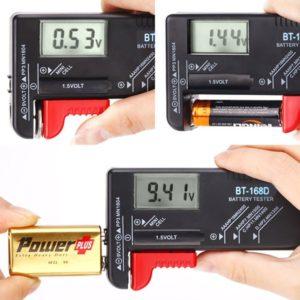 Battery Taster